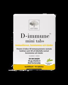 D-Immune™ mini tabs