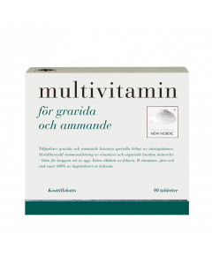 Multivitamin gravida
