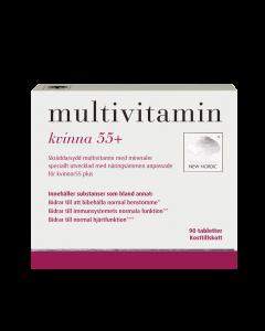Multivitamin kvinnor 55+