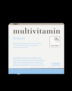 Multivitamin kvinnor