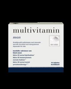 Multivitamin Man
